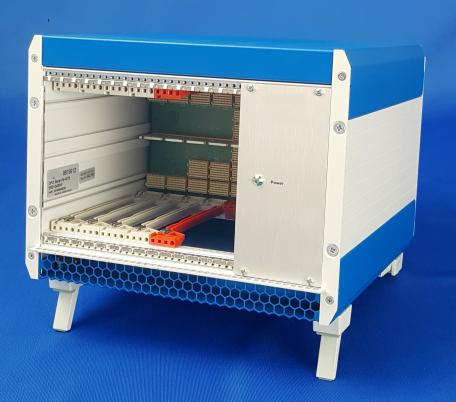 4U Compact 42HP CompactPCI Serial Chassis Platform