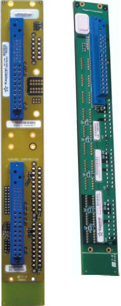 PS1250A PS1257 and PS1258 Power Backplane