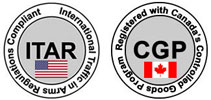 itar cgp logos flags